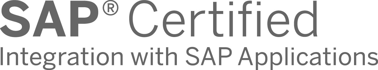 SAP Certified Integration with SAP Applications