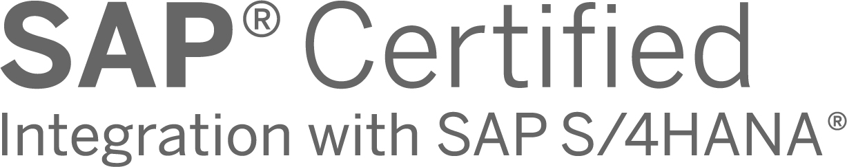 SAP Certified Integration with SAP S/4HANA®